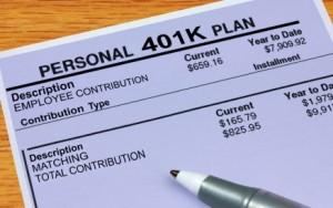 401K plan